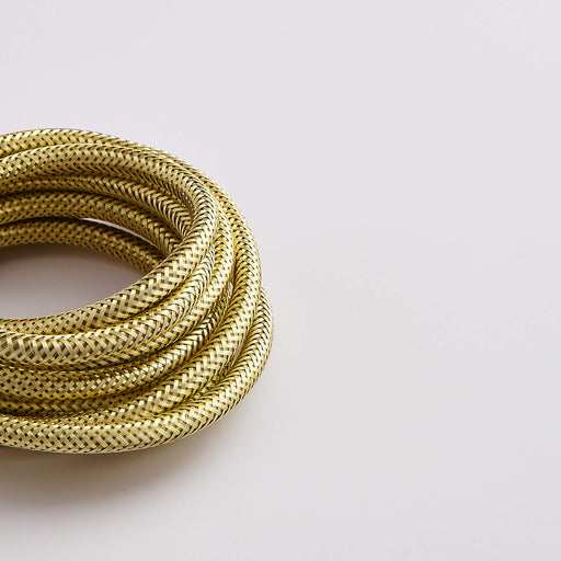 Prisma Brass 3 Core 0.5mm Solid Braid Cable (Sold by the Metre)