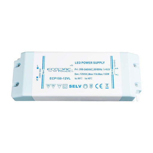 Ecopac LED Driver 150W 24V (Low Profile)