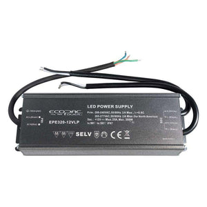 Ecopac LED Driver 321.6W 24V (IP67)