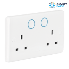 Aurora AU-A1ZBDSS AOne 13A Smart Double Socket