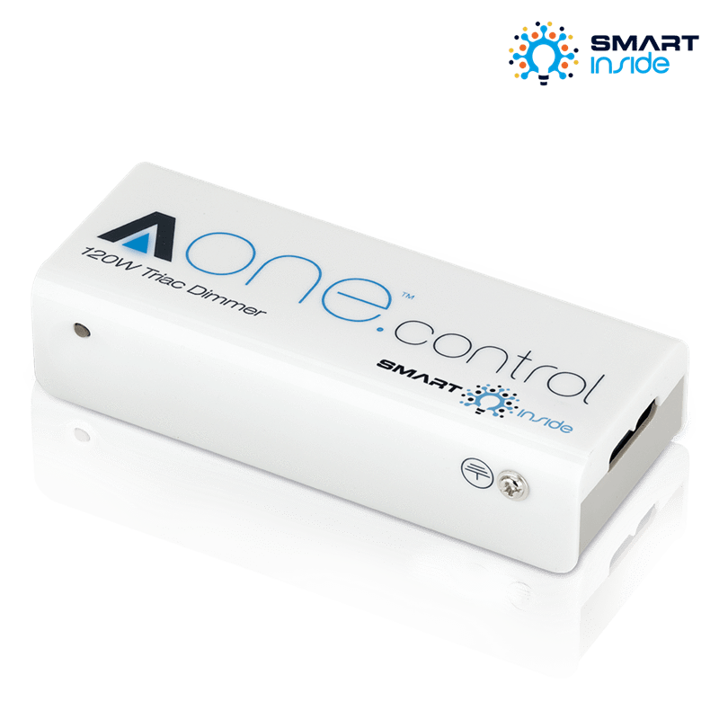 Aurora AU-A1ZB120 AOne 120w In-line Dimmer ZigBee - Prisma Lighting