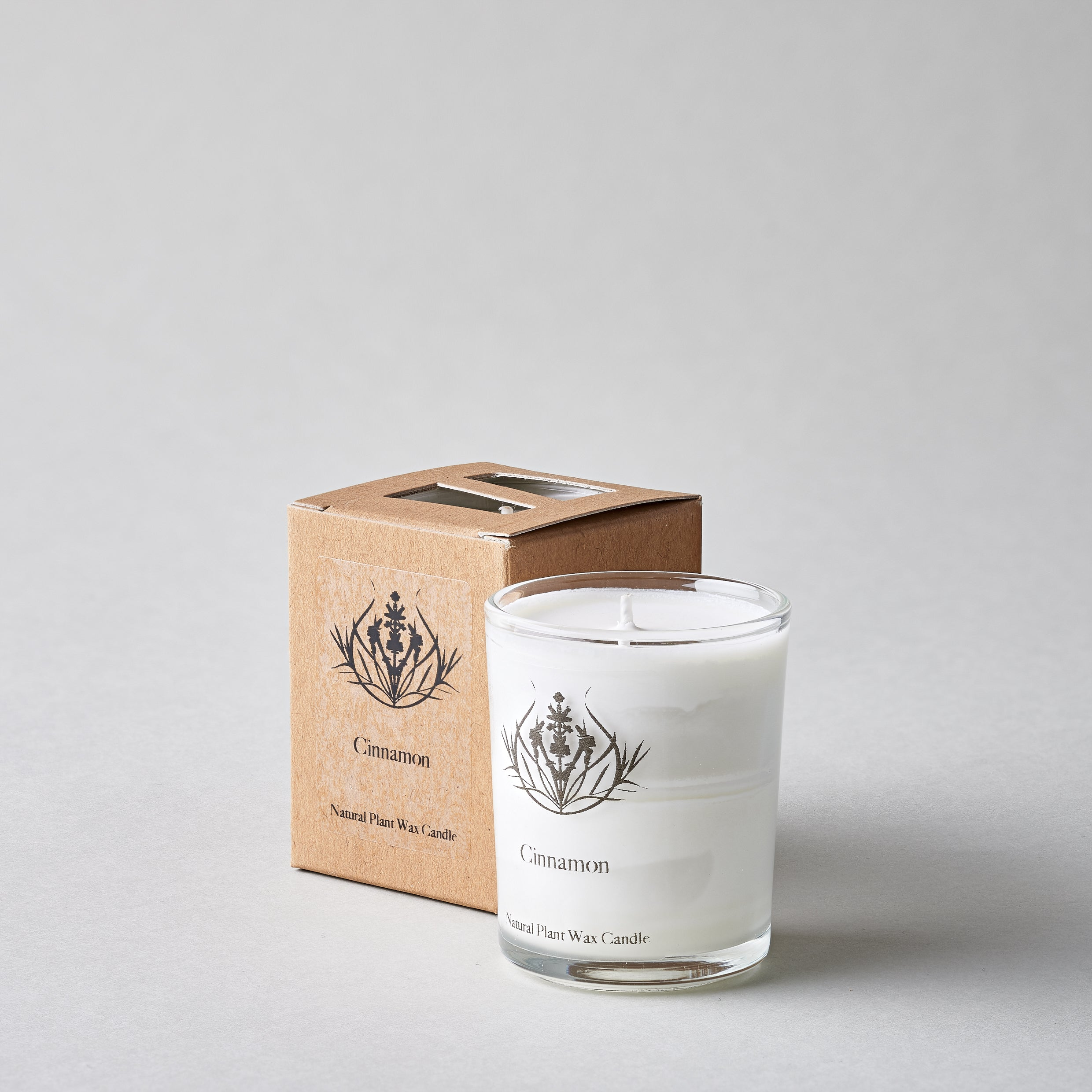 Cinnamon Natural Candle