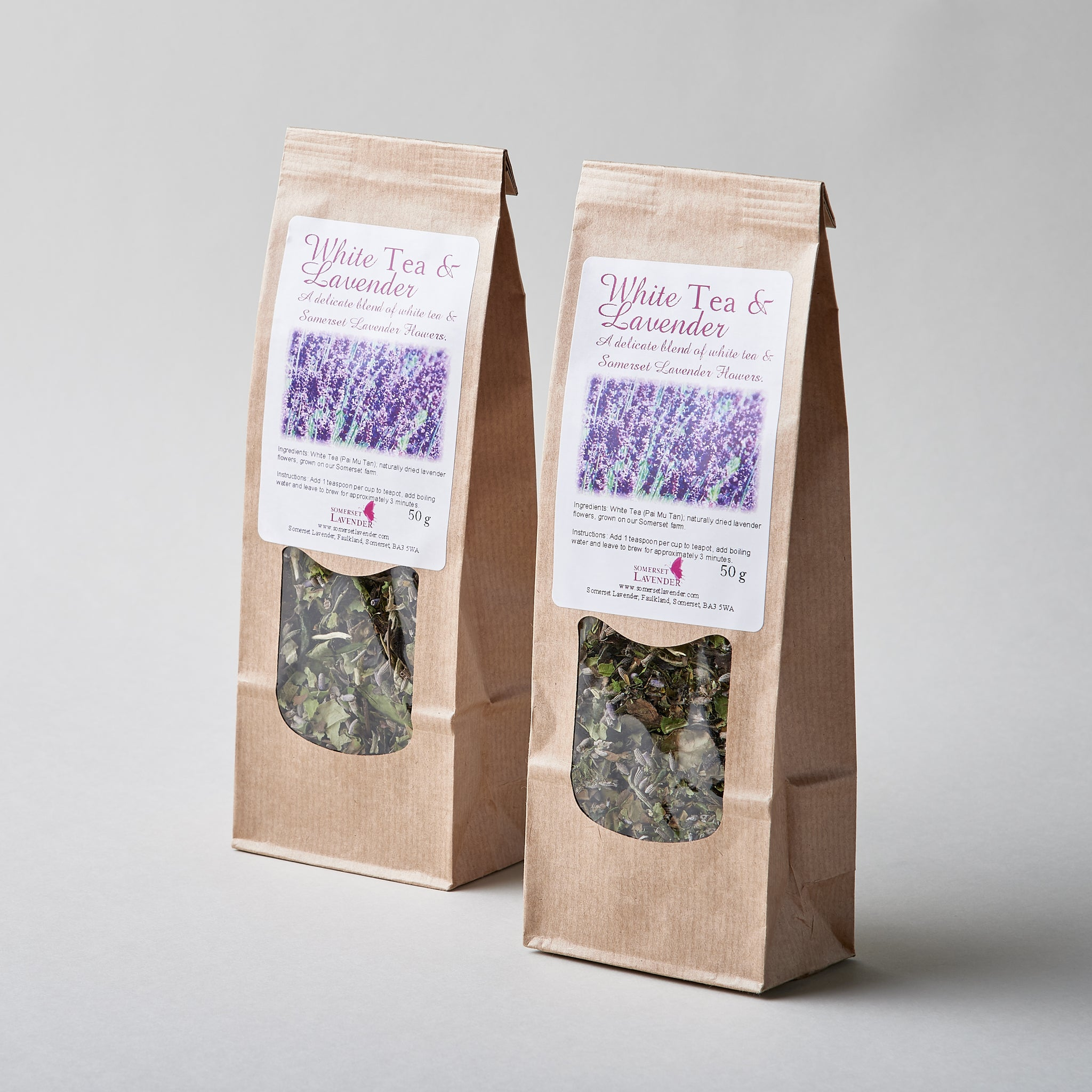 Loose Leaf Lavender Tea
