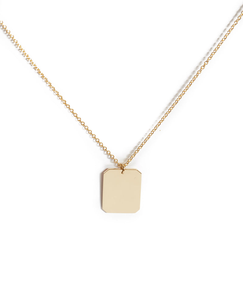 Muse Necklace - 9ct Gold