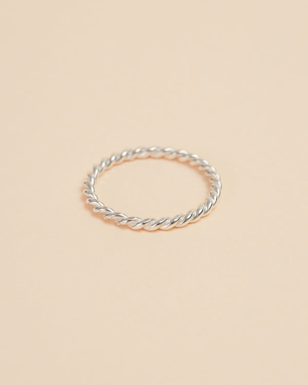Helix Ring - Silver