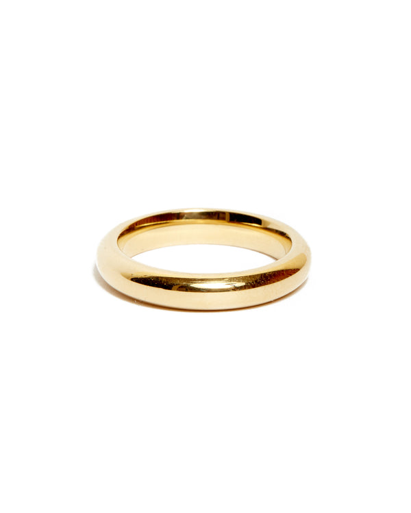 Roller Ring 4mm - 18ct Gold