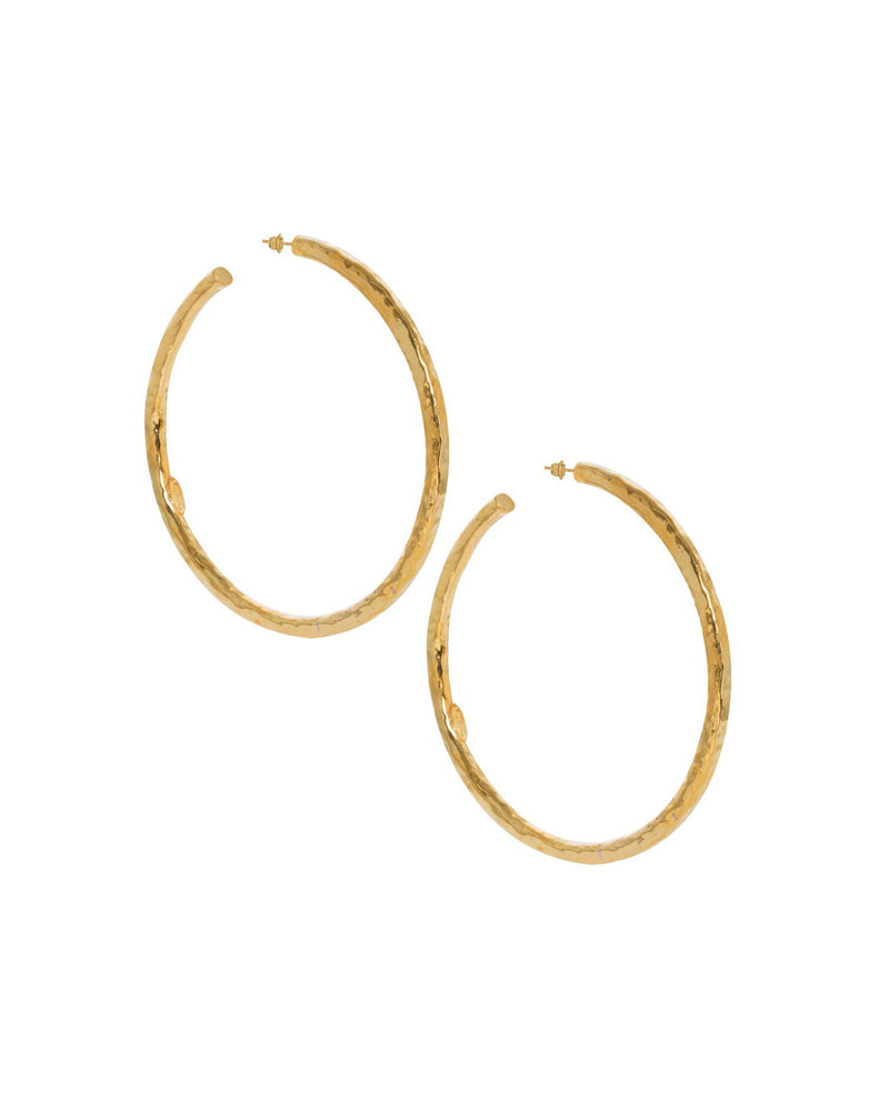 Theron Hoops Gold