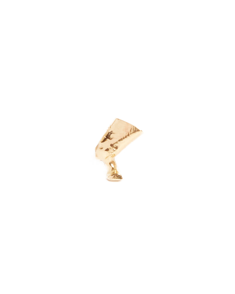 Nefertiti Stud - 9ct Gold
