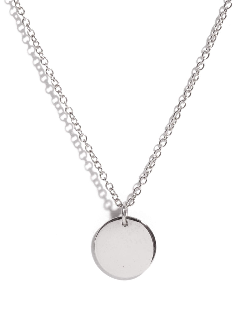 Capri Necklace Small - Silver