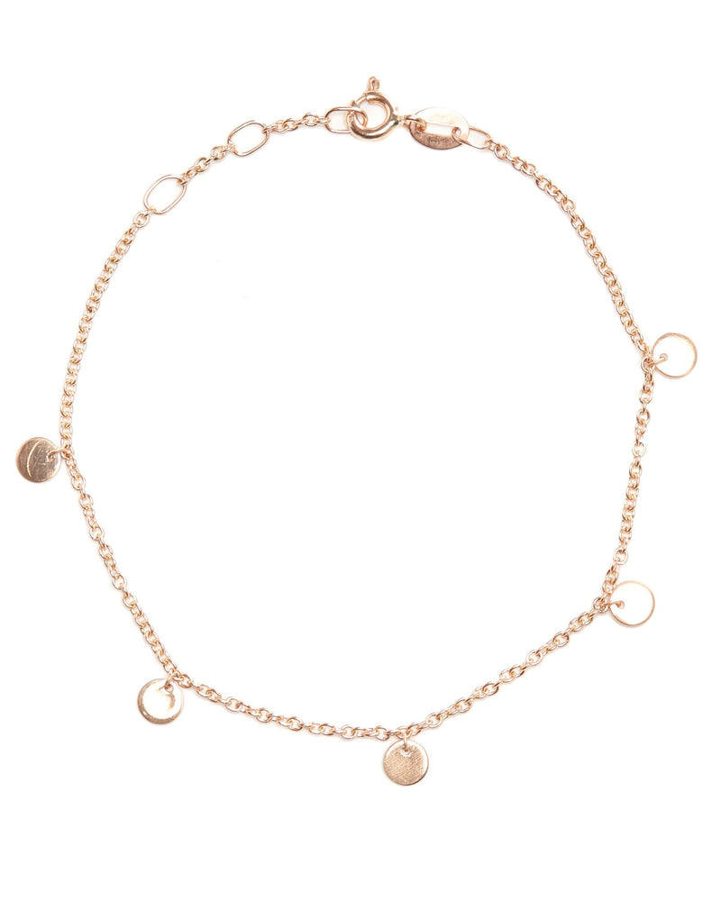 Formation Bracelet - 9ct Rose Gold