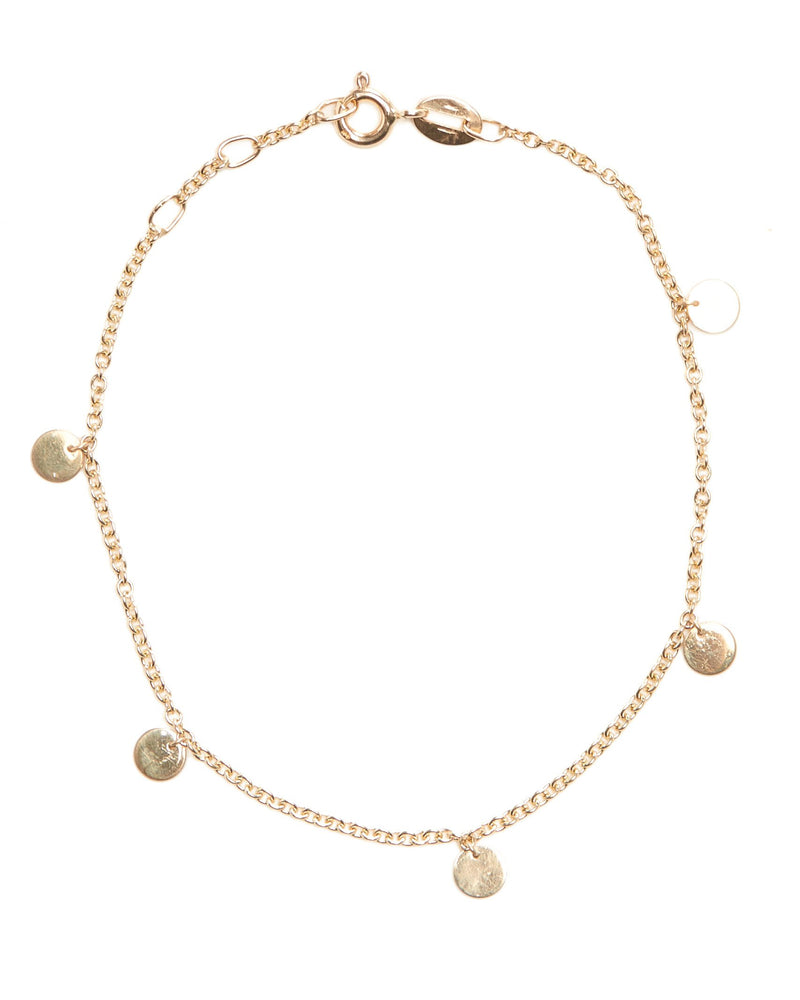 Formation Bracelet - 9ct Gold