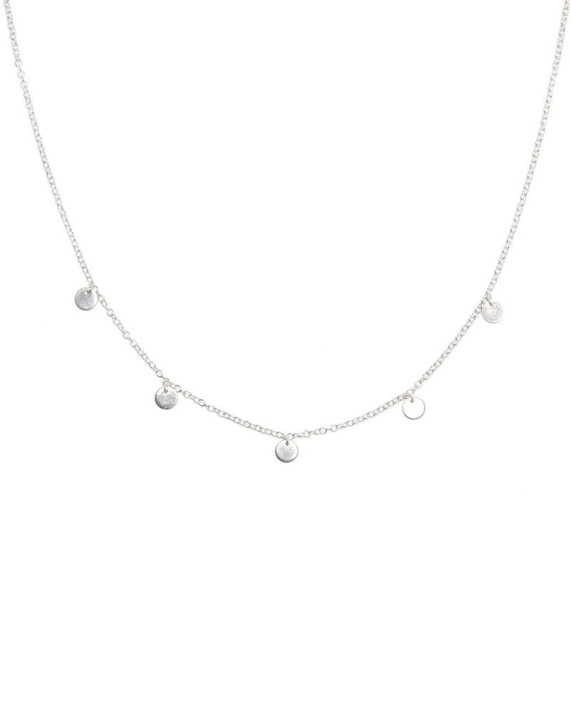 Formation Necklace - Silver