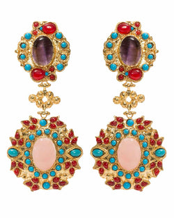 Celeste Earrings Gold
