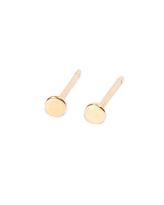Small Dot Stud - 9ct Gold