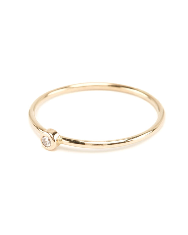 Neo Diamond Ring (Small) - 9ct Gold