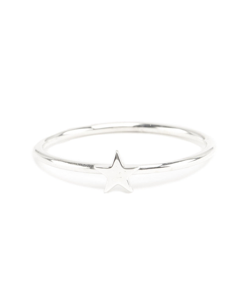 Star Ring - Silver