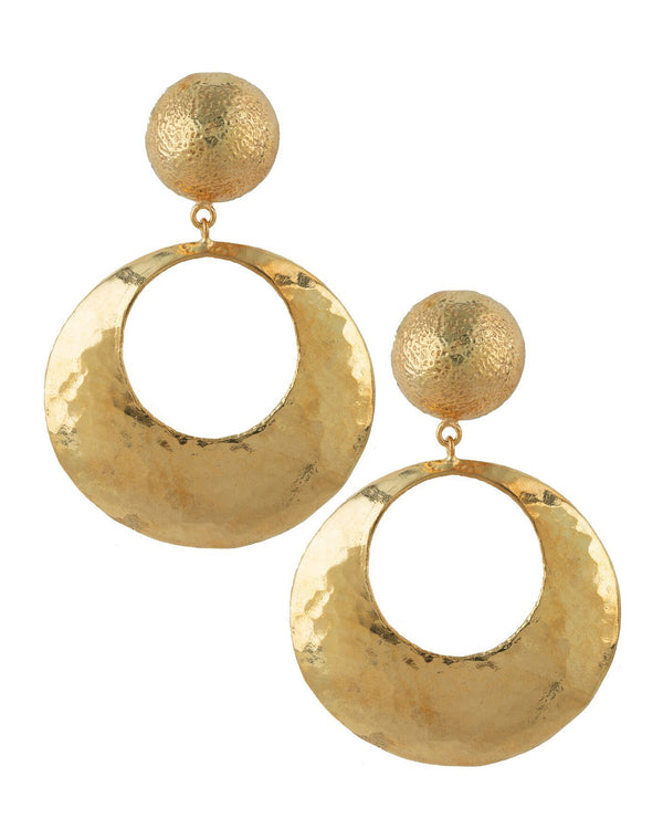 Salsa Earrings Gold