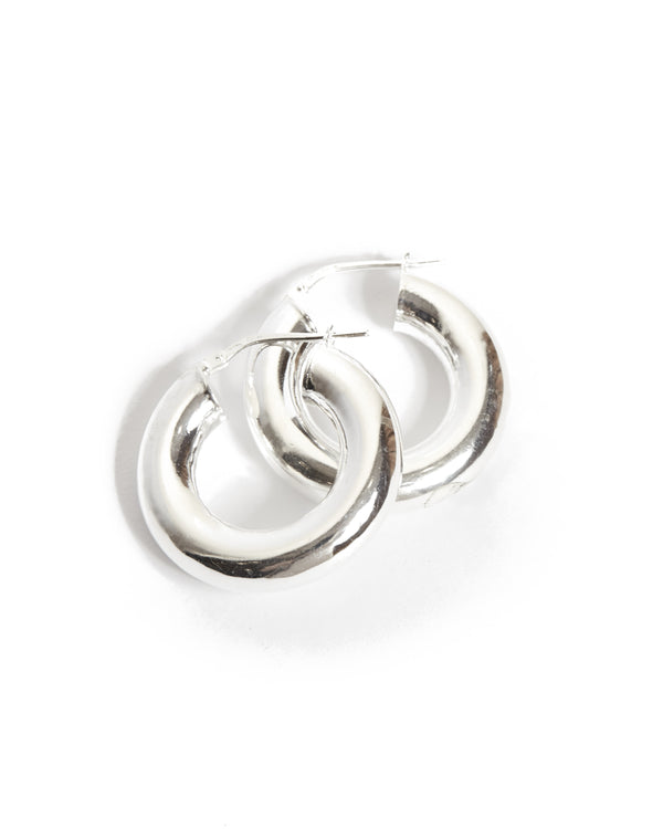 Extra Hoops Small - Silver