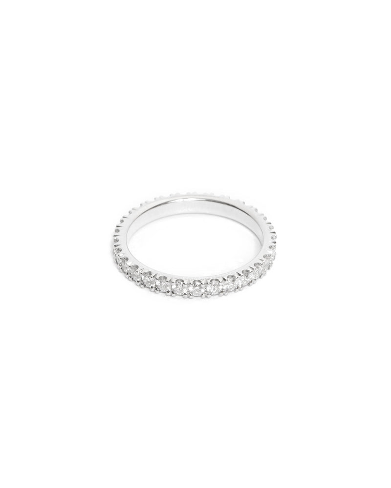 Wisp 3pt Diamond Ring - 14ct White Gold