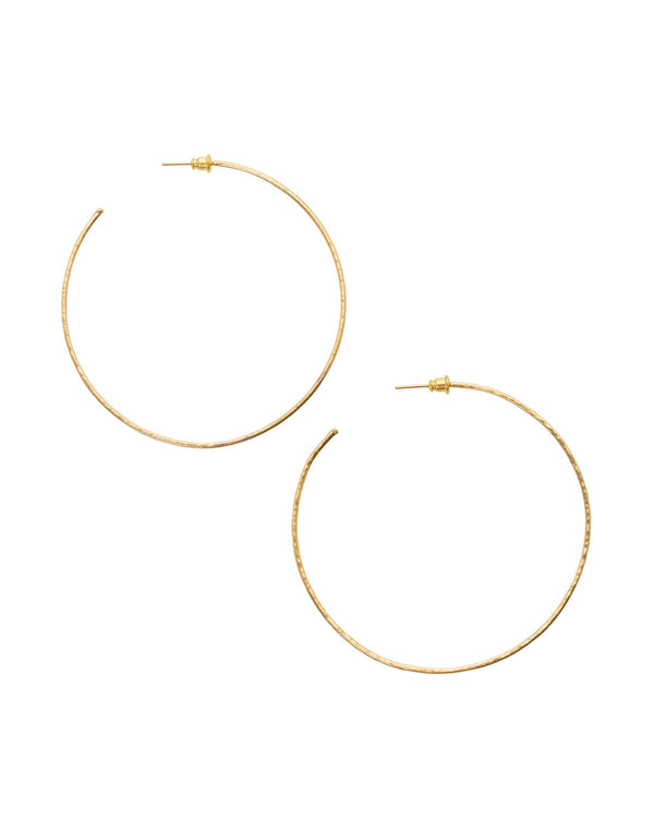 Eureka Earrings Gold