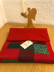 Full length Christmas table runner