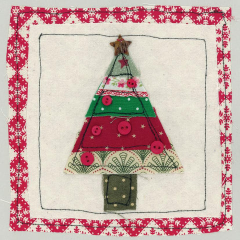 SALE 50% off at Checkout - Christmas Card, Christmas Tree
