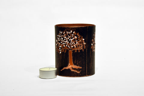 Tree of life Tea Light Holder