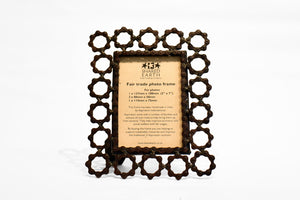 Bicycle Chain Photo Frame