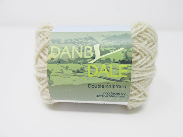 Knitting Wool, 100% Organic Yorkshire Wool with Provenance