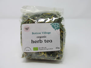 Herb Tea, Botton Village 100% Organic