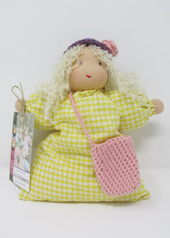 Waldorf Annice Rose Doll, Sunshine