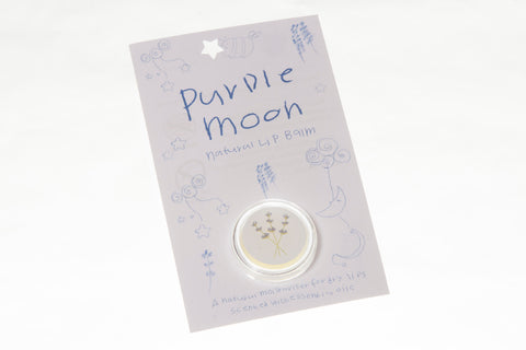 Lip Balm 'Purple Moon'