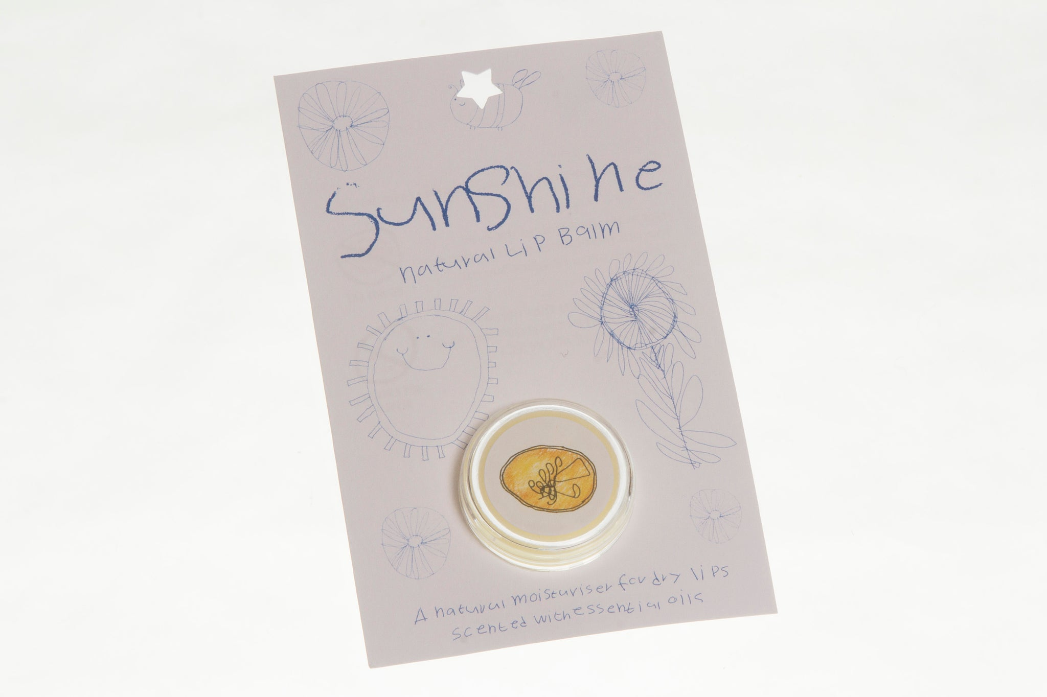 Lip Balm 'Sunshine'