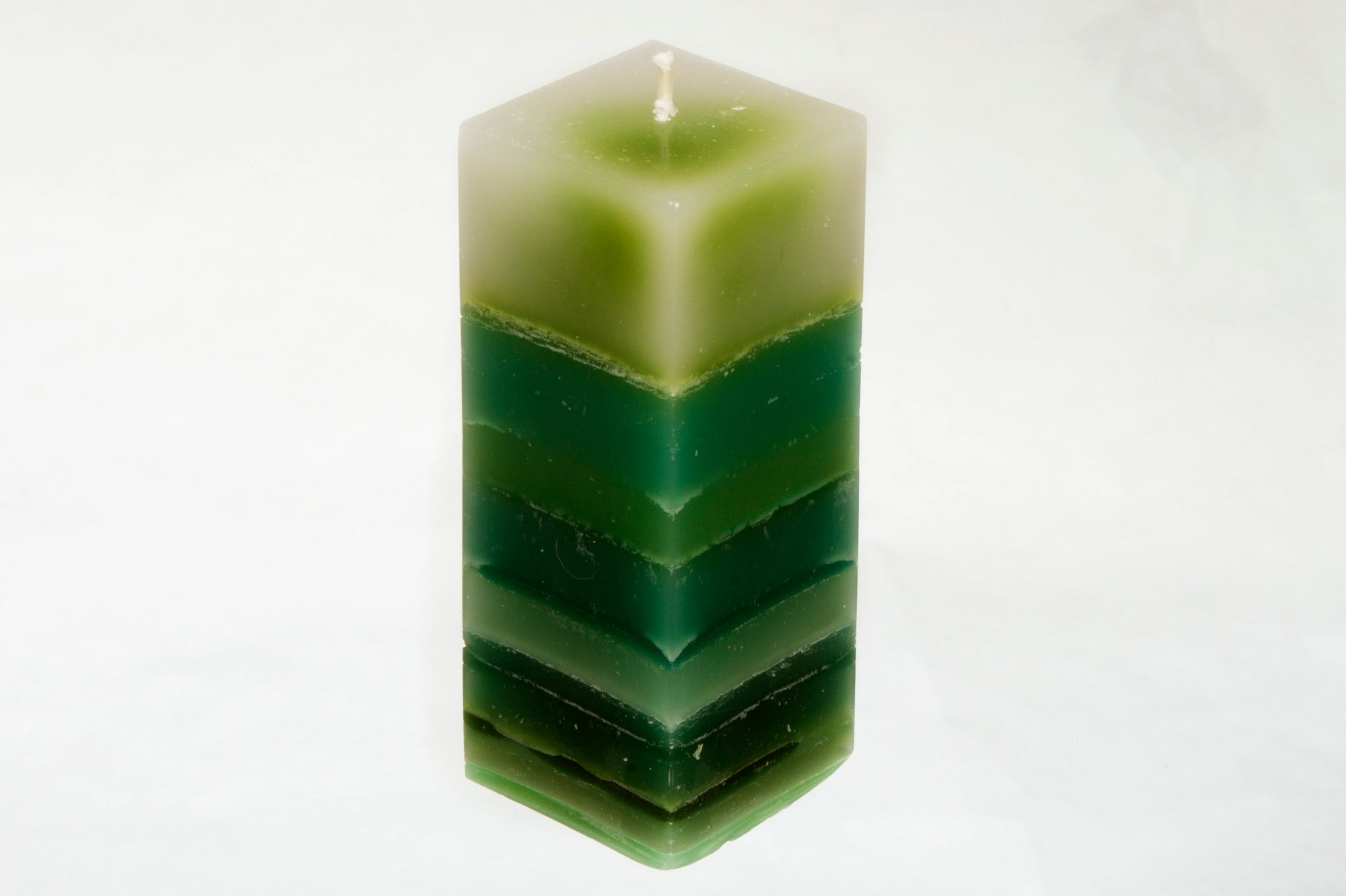 Candle, Green Square