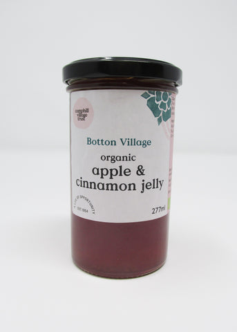 Preserve, Apple and Cinnamon Jelly, Organic
