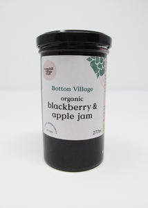 Preserve, Blackberry and Apple Jam, Organic