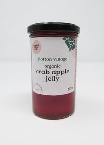 Preserve, Crab Apple Jelly, Organic