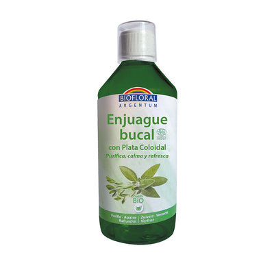ENJUAGE BUCAL BIOFLORAL 500ml