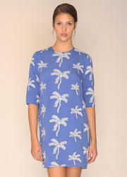 Dress Palm Tree / Blue