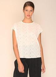 PEPALOVES / Top Helen / White