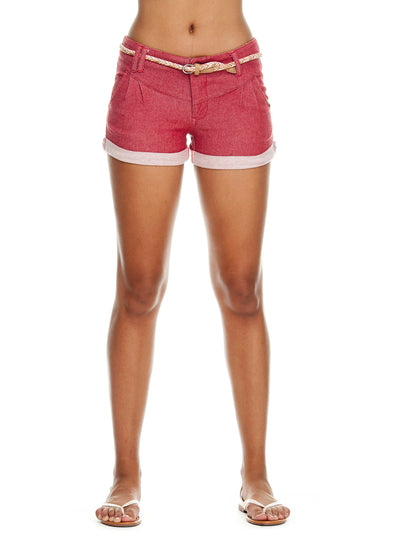 RAGWEAR / Heaven A Shorts / Chili Red