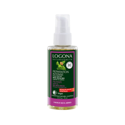 LOGONA / Organic Inca Inchi Hair Repair Oil