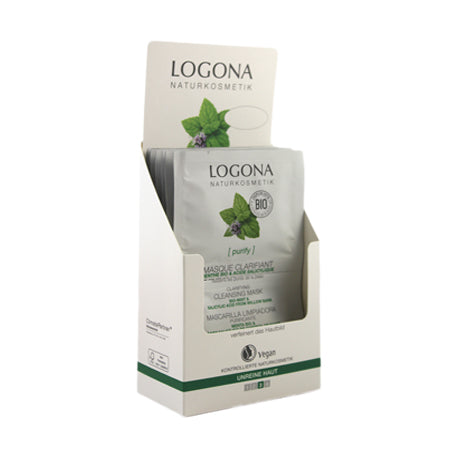 LOGONA / Clarifying Cleansing Mask
