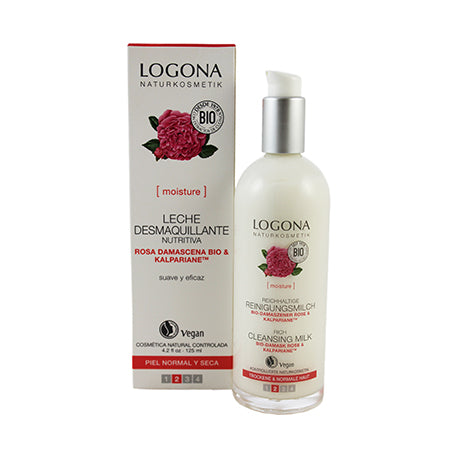 LOGONA / Rich Cleansing Milk