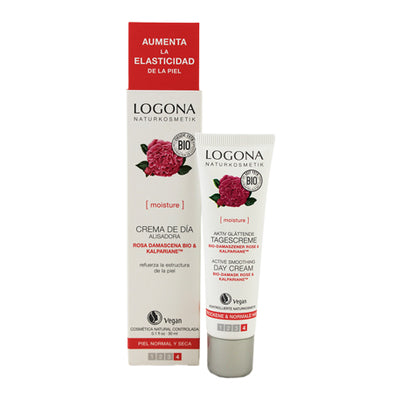 LOGONA / Active Smoothing Day Cream