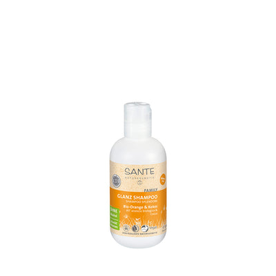 SANTÉ / Gloss & Strengthening Shampoo Orange & Coco 200ml