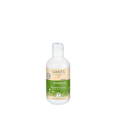SANTÉ / Shower Gel Organic Pineapple & Lemon 200ml
