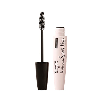 SANTÉ / Mademoiselle Sensitive Mascara 01 Black