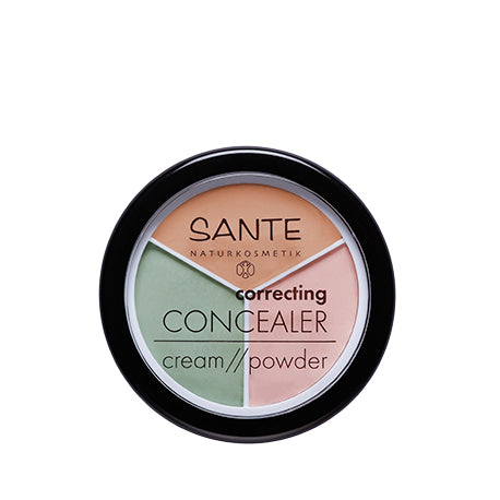 SANTÉ / Concealer Powder Cream / 3 Shades