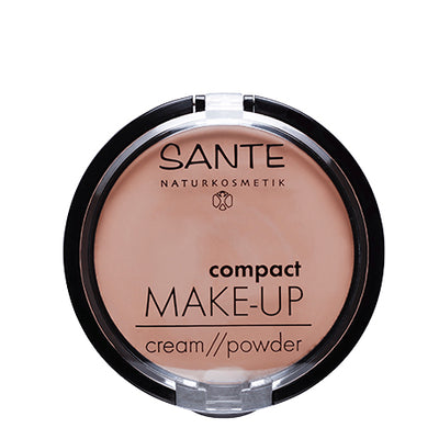 SANTÉ / Cream Foundation Compact Make up 02 Beige